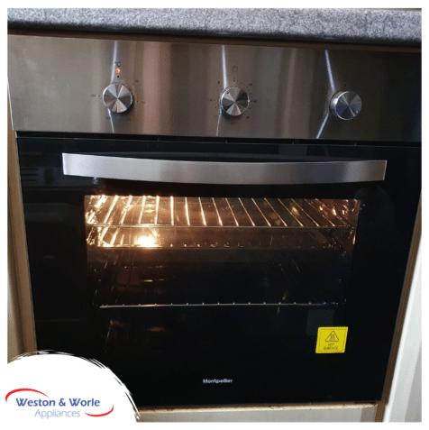 montpellier sbfo59x single oven