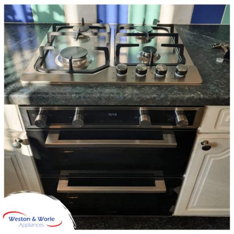 montpellier do3550ub double oven