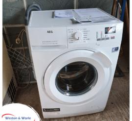 aeg l6fbk841n 8kg washing machine